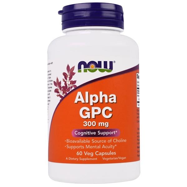 Alpha-GPC СДВГ