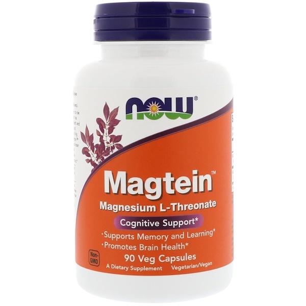 L-треонат магния СДВГ Magtein