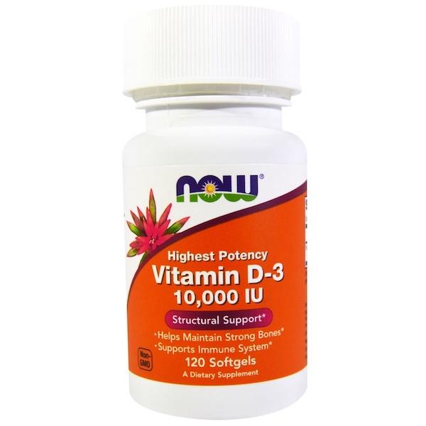 Витамин Д3 D3 СДВГ